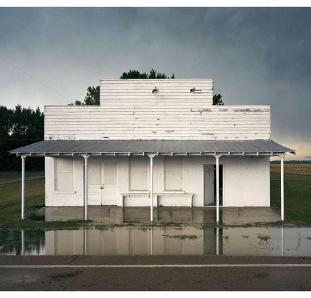 Andrew Moore, Dubbs Office, Tunica MS, 2014 - Artwork 32253