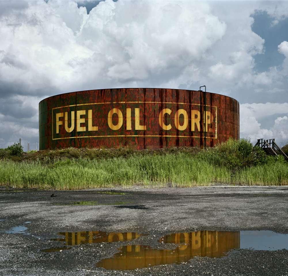 Andrew Moore, Fuel Oil, Detroit, 2008 - Artwork 27081