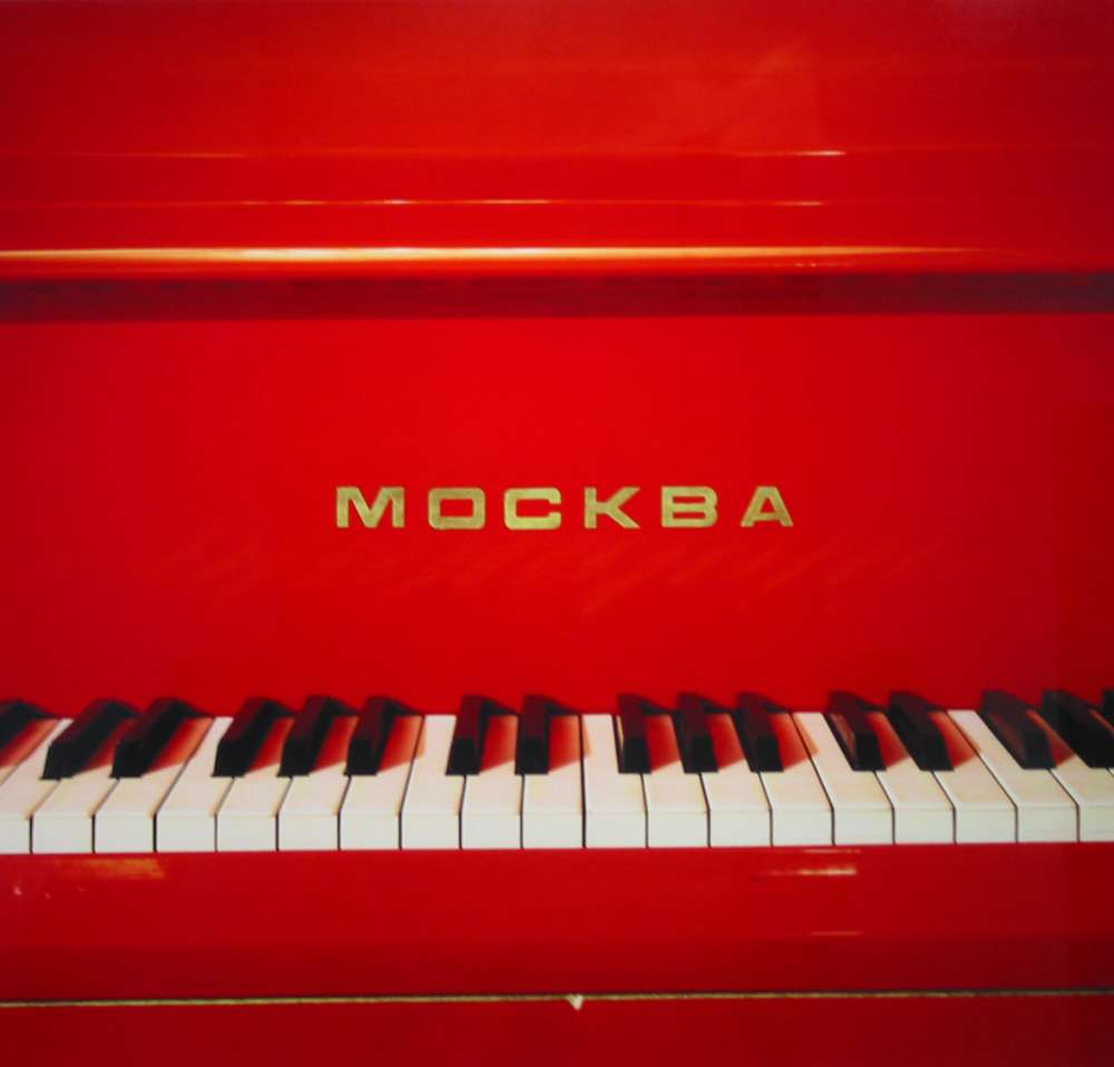 Andrew Moore, Red Piano, 2003 - Artwork 27093