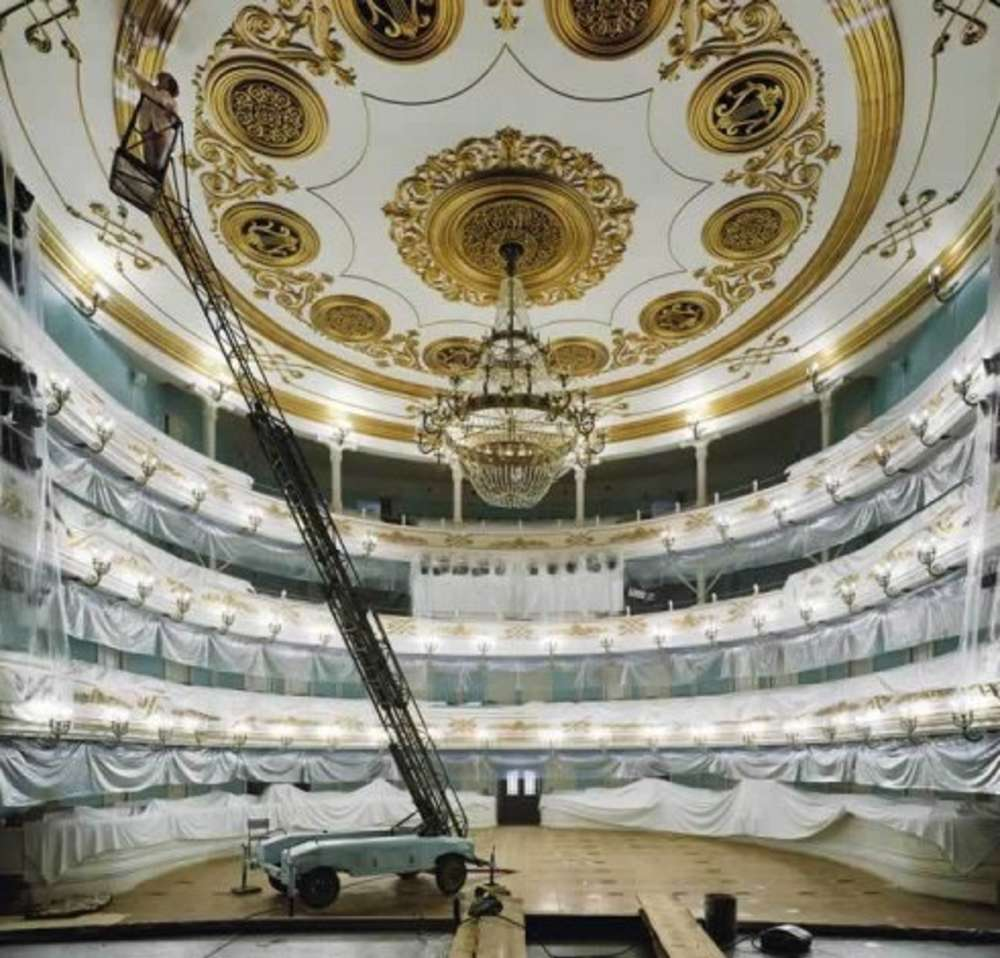 Andrew Moore, Opera House, Irkutsk, Russia, 2003 - Artwork 26157