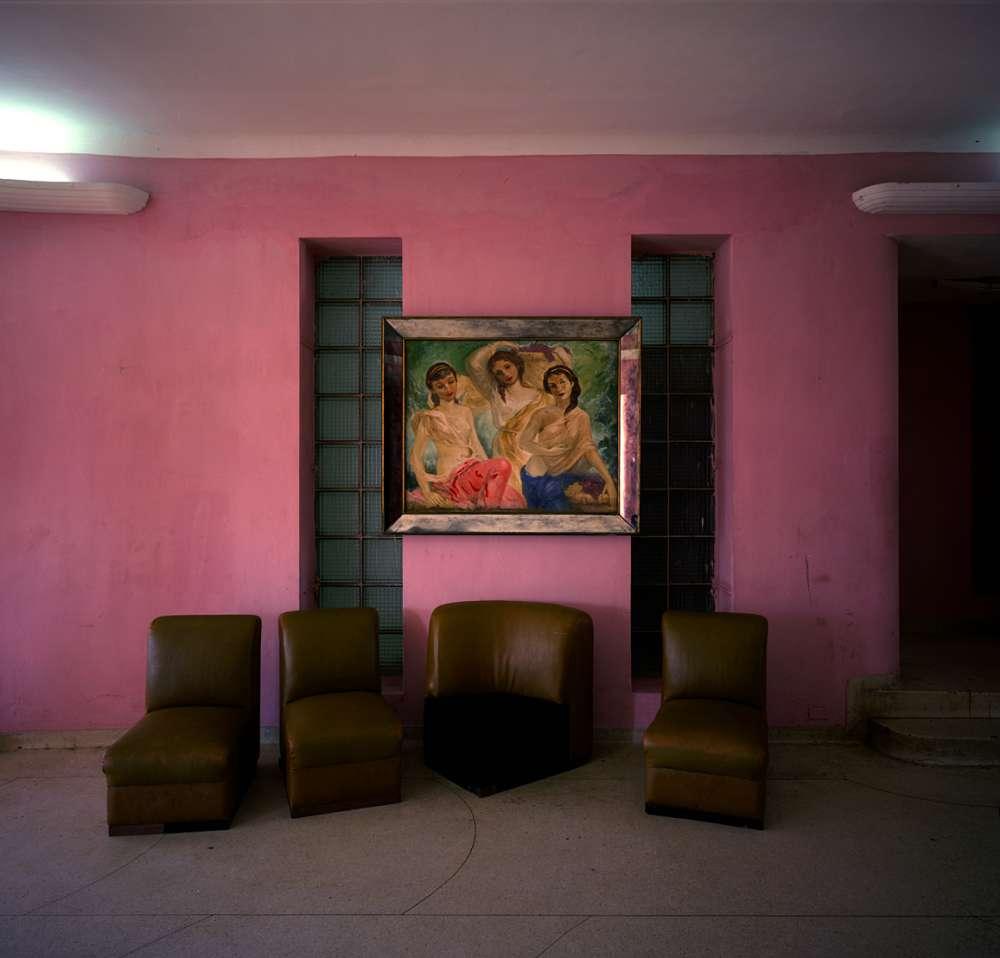 Andrew Moore, Fe, Esperanza, y Caridad