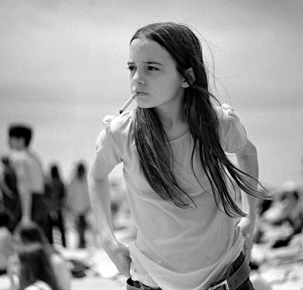 Joseph Szabo - Priscilla, Jones Beach