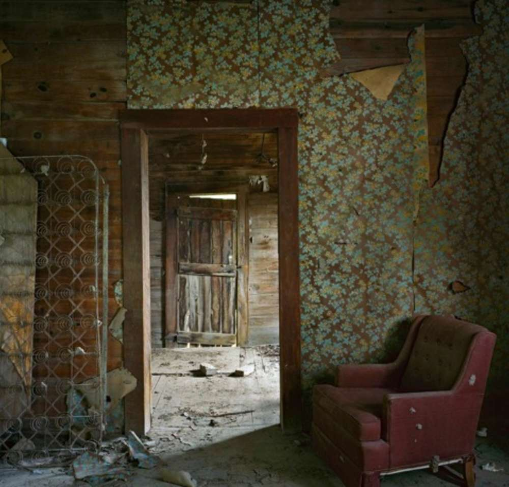 Andrew Moore, Tenant Shack, Tunica, MS, 2014