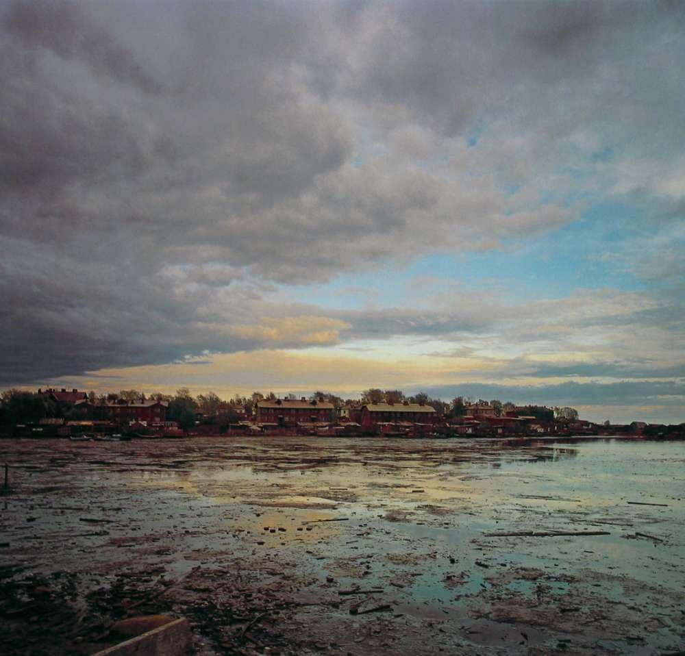 Andrew Moore, Fishing Village, 2002 - Artwork 27098