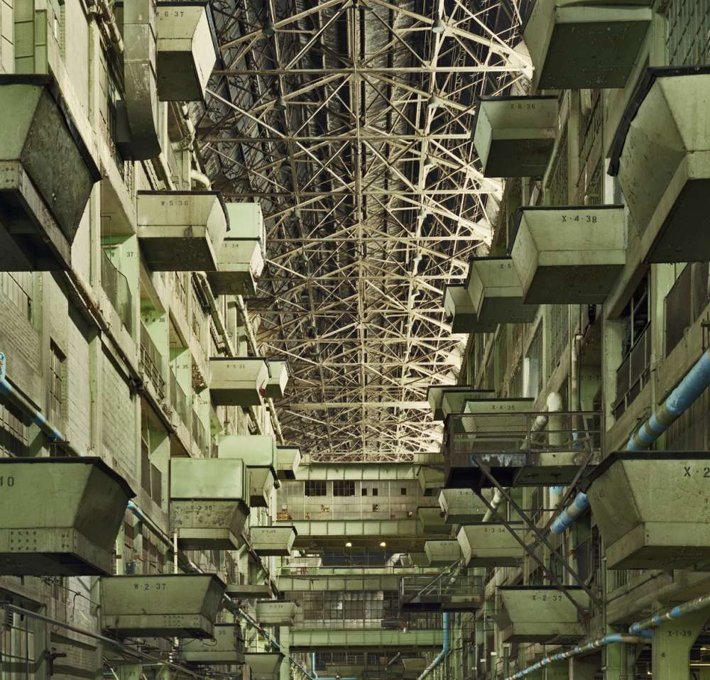Andrew Moore, Manchester Plant, Highland Park, 2008