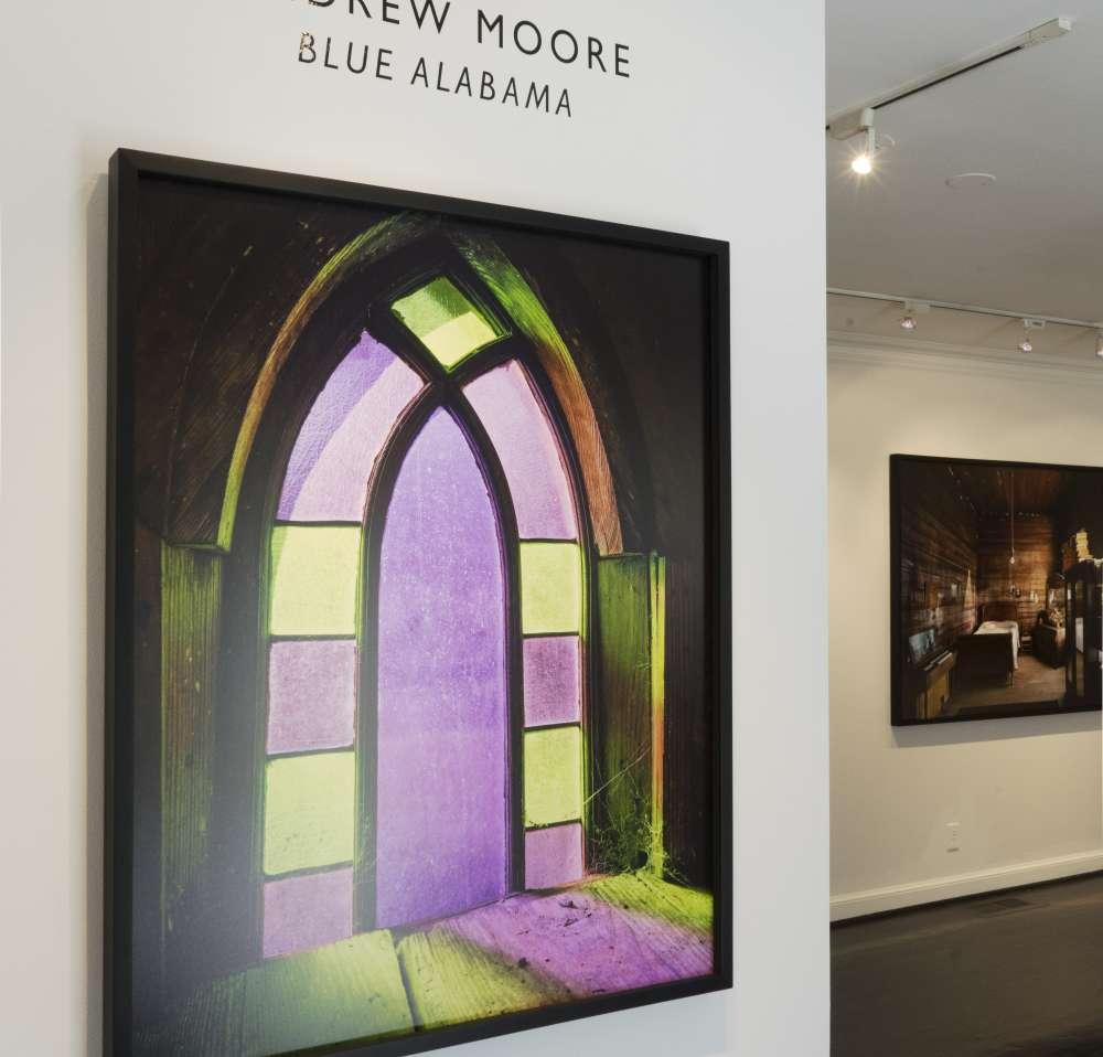 Andrew Moore: Blue Alabama,