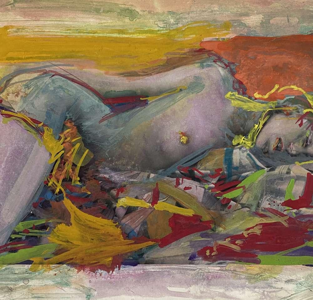 Saul Leiter - Untitled