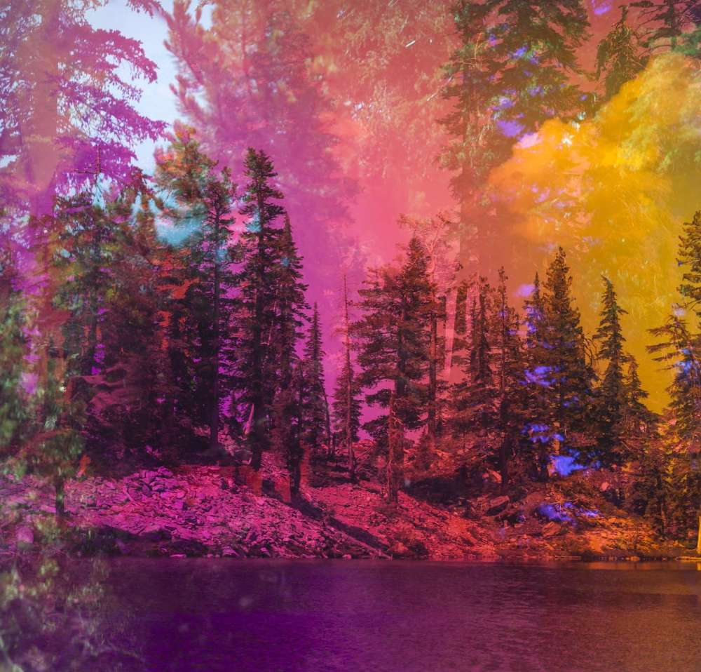 Terri Loewenthal - Psychscape 87 (Coffee Pot Rock, AZ)