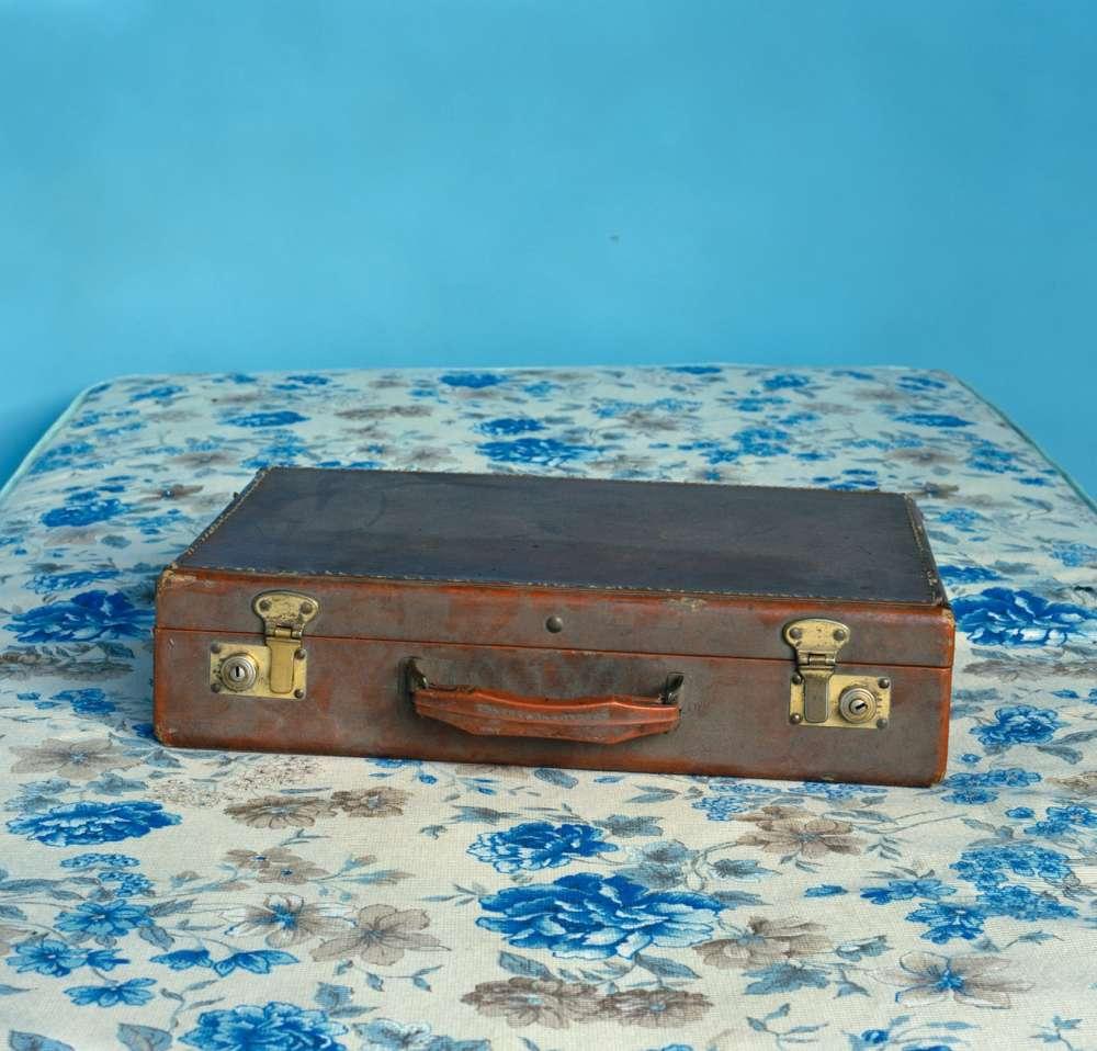 Mitch Epstein - Dad's Briefcase