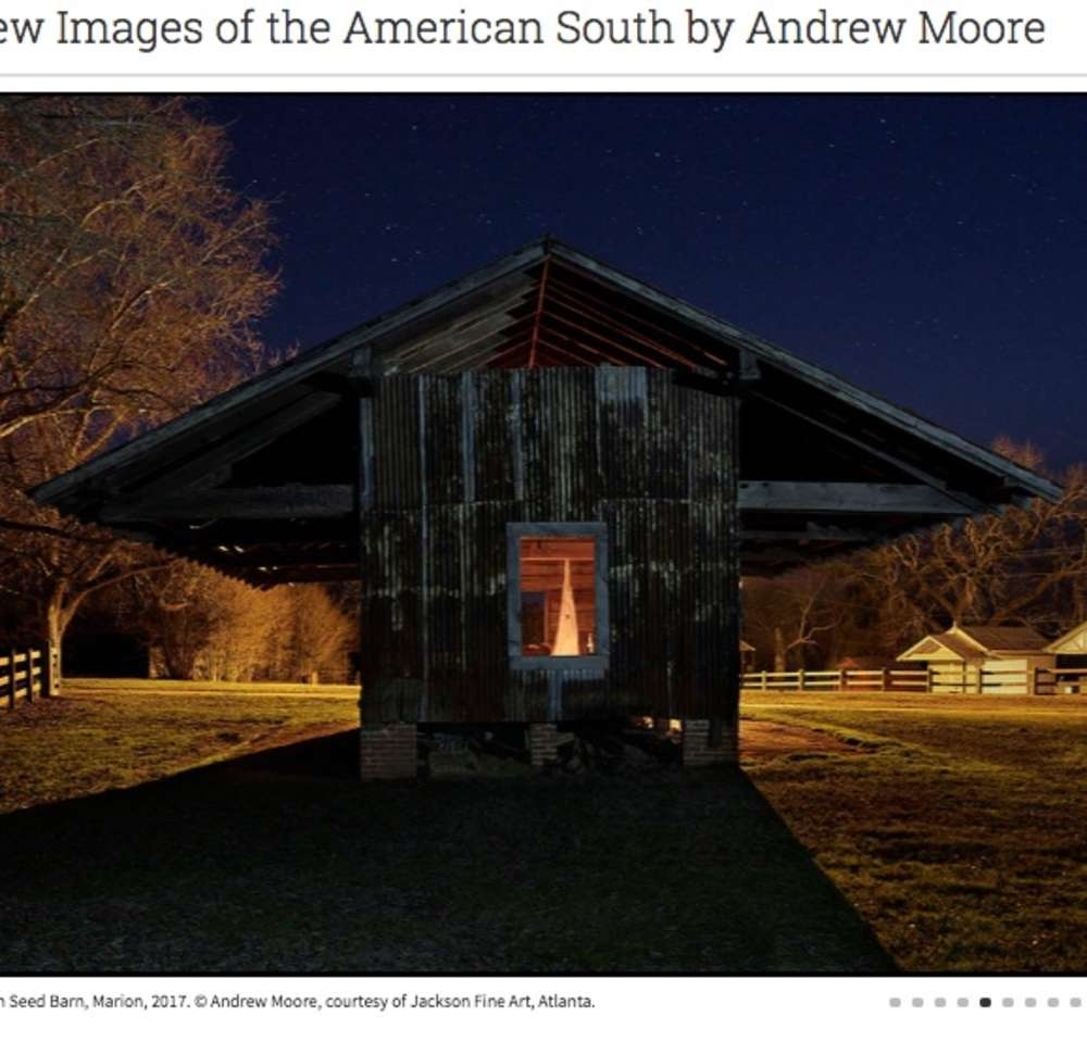 New Images of the American South