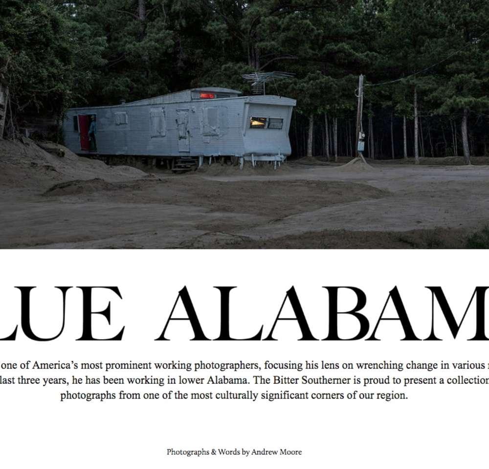 The Bitter Southerner: Blue Alabama