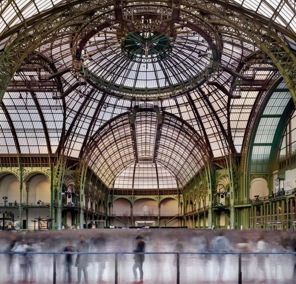 Matthew Pillsbury - Grand Palais des Glaces, Paris