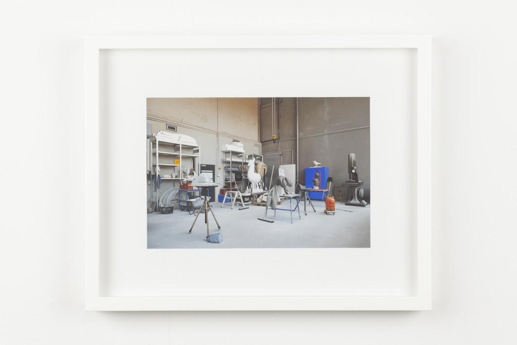 Fabrication: Hermann Noack, Berlin. With Work By Arie Van Selm And Christoph Kopac