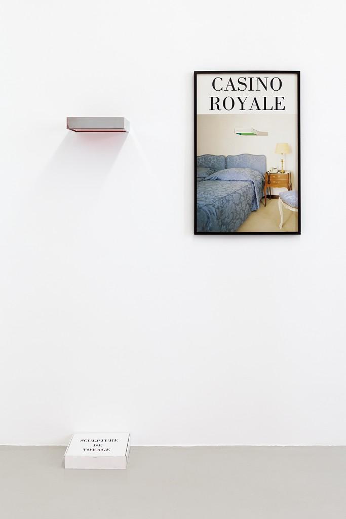 Casino Royale (Sculpture de Voyage)