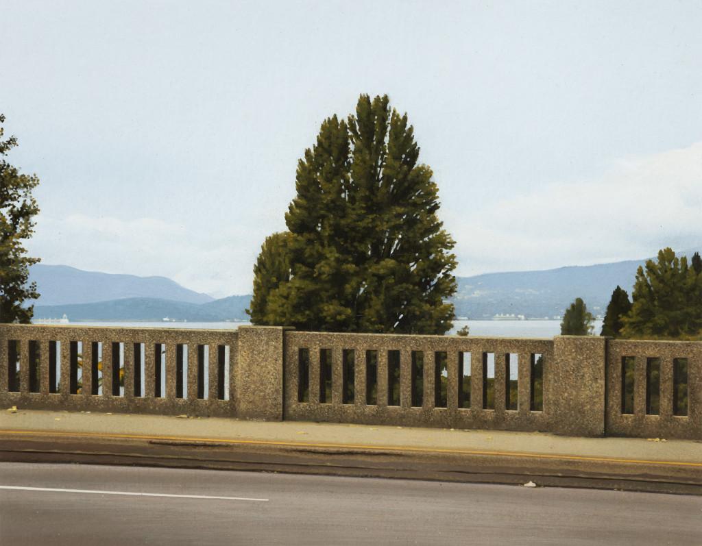 Andrew Grassie, Bridge 1, 2020
