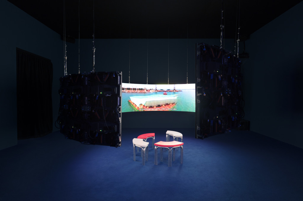 Leonardo's submarine