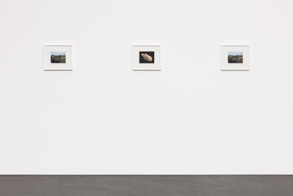 Andrew Grassie, Car Door 1, Asteroid, Car Door 2, 2020
