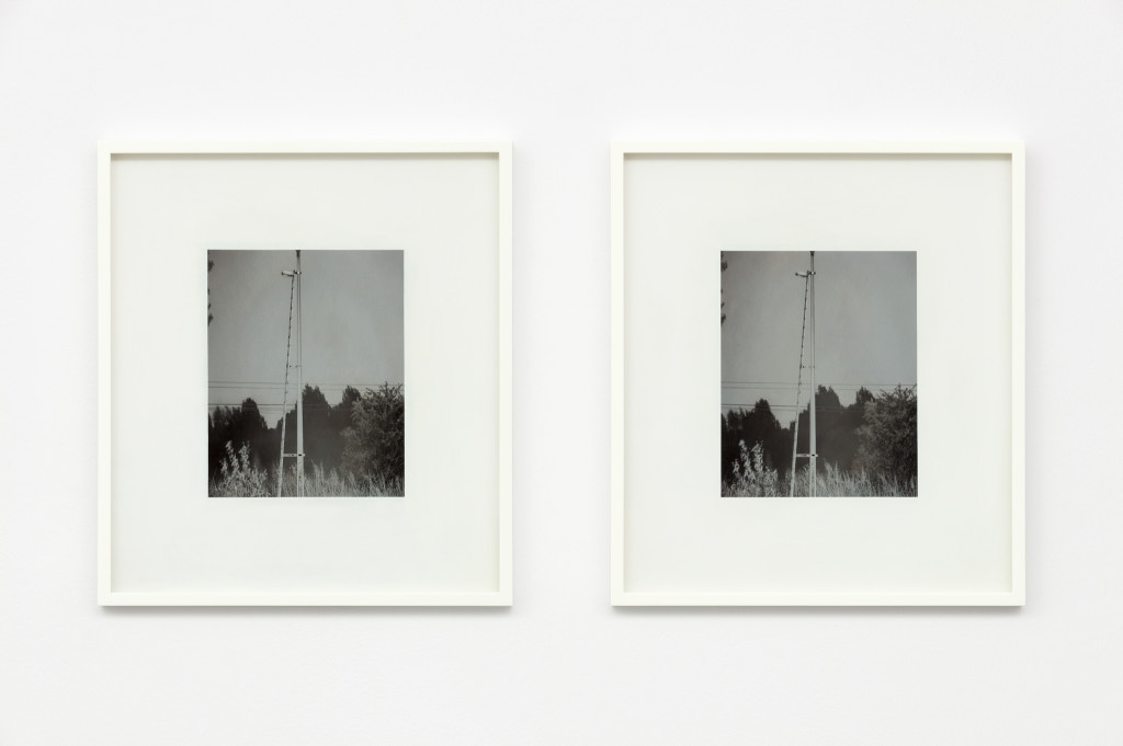 Andrew Grassie, Siding 1, Siding 2, 2019