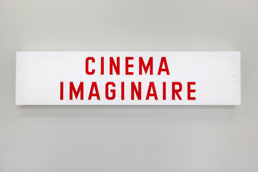 Title Tool for an Imaginary Cinema