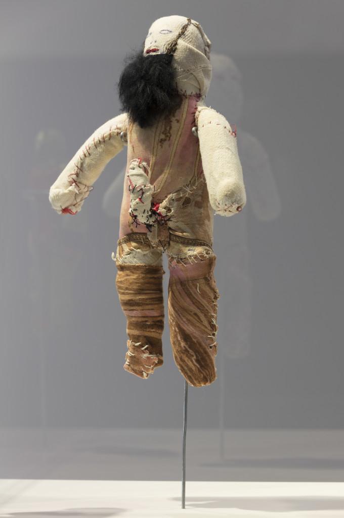 Voodoo Doll (AA Bronson and Mark Jan Krayenhoff van de Leur) (in collaboration with Reima Hirvonen)