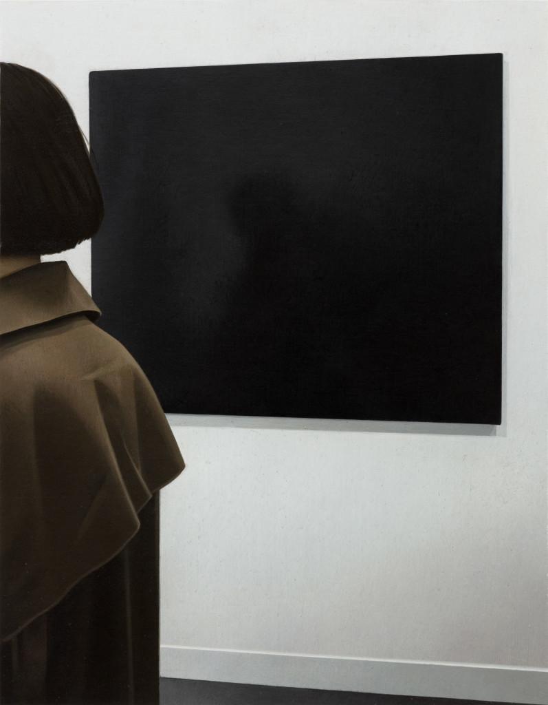 Andrew Grassie, Painting 1, 2019