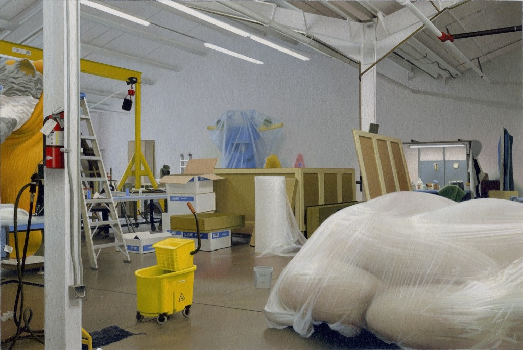 Fabrication: Standard Sculpture, L.A. With Work By Jeff Koons