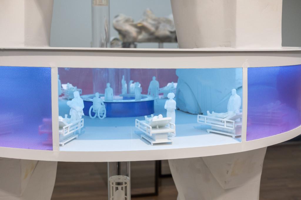 It's a Small World (Hospital)