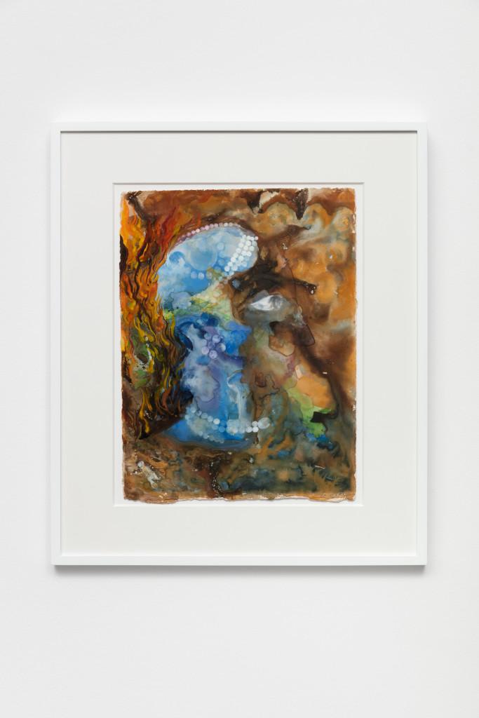 Shahzia Sikander, Empire Follows Art: States of Agitation 12, 2020