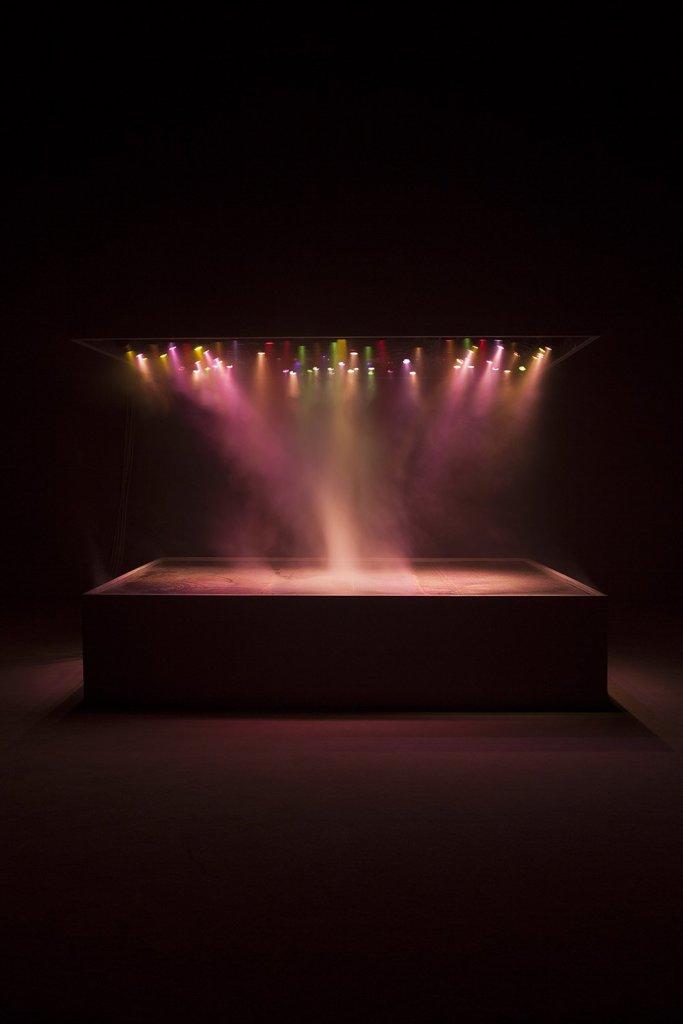 L'Expédition scintillante, Act 2 (Light Box)