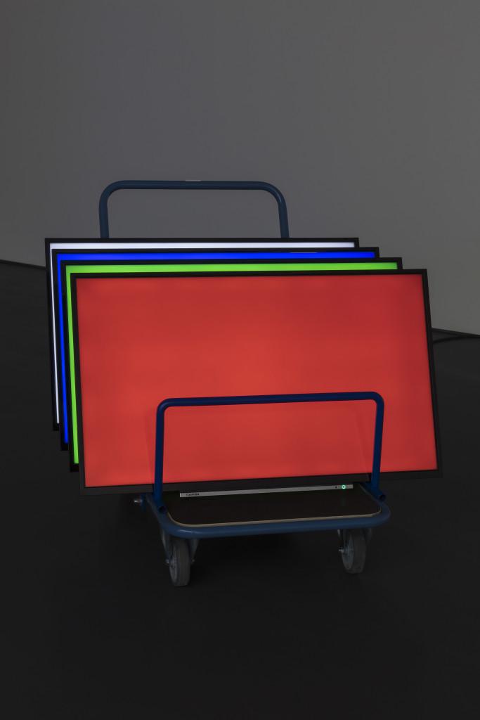 Screen as Display Body