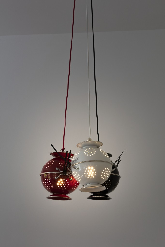 A Lamp Made By The Artist For His Wife (Forty Fourth Attempt)
