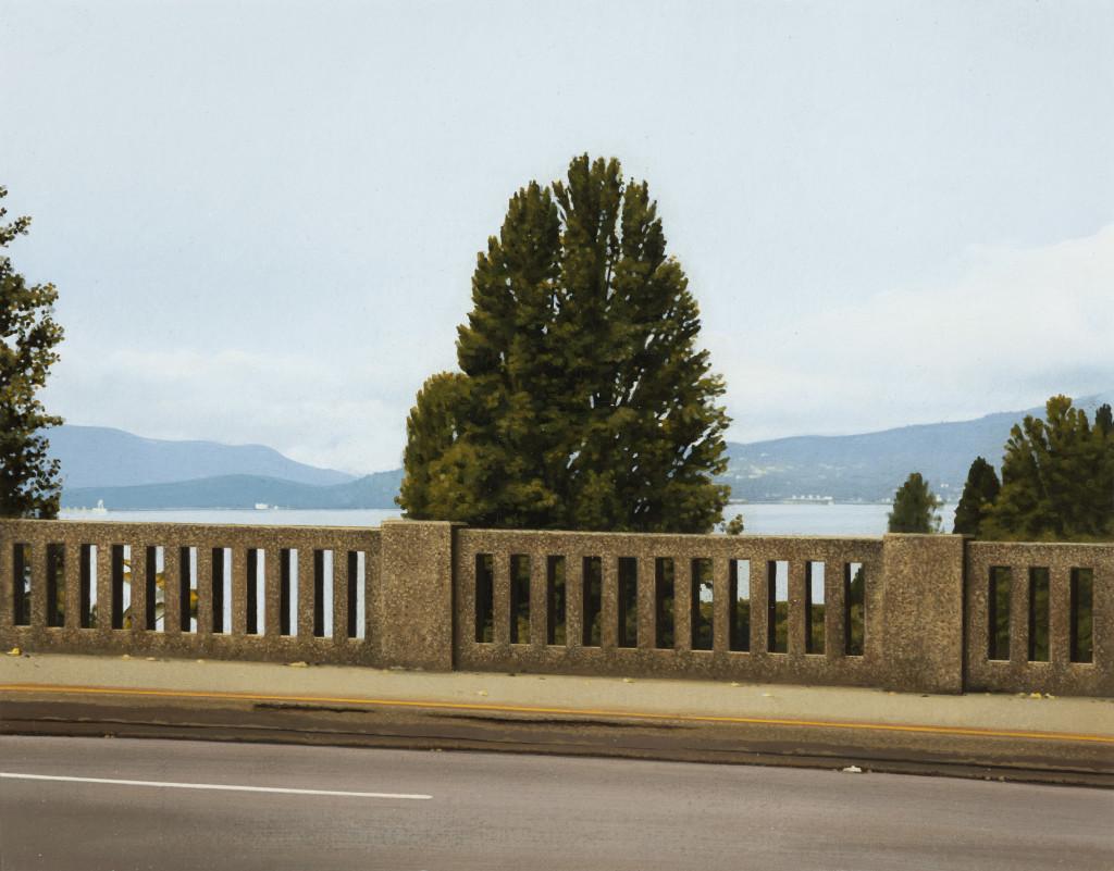 Andrew Grassie, Bridge 2, 2020