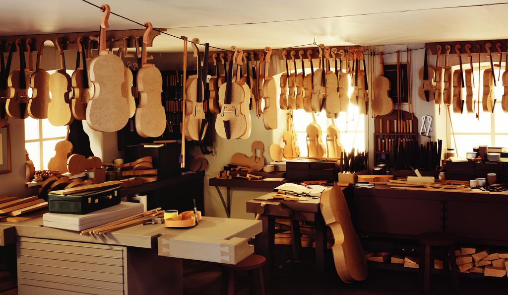 Werkstatt / Workshop