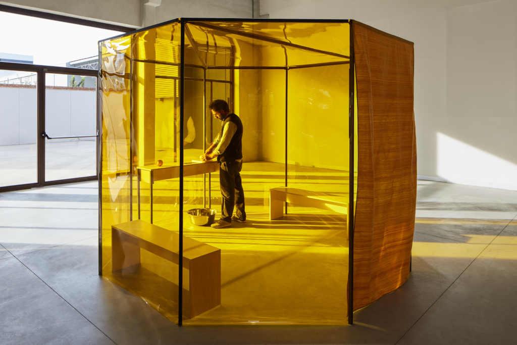 Daniel Steegmann Mangrané, Orange Oranges, 2001