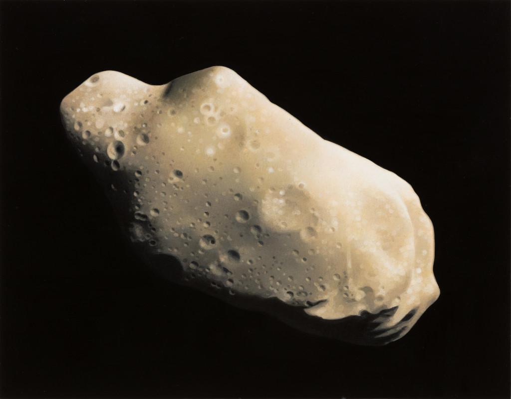 Andrew Grassie, Asteroid, 2020