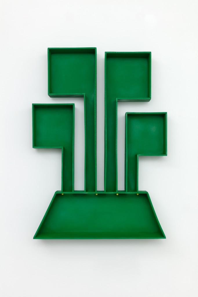 Jean-Pascal Flavien, greenhouse, 2019