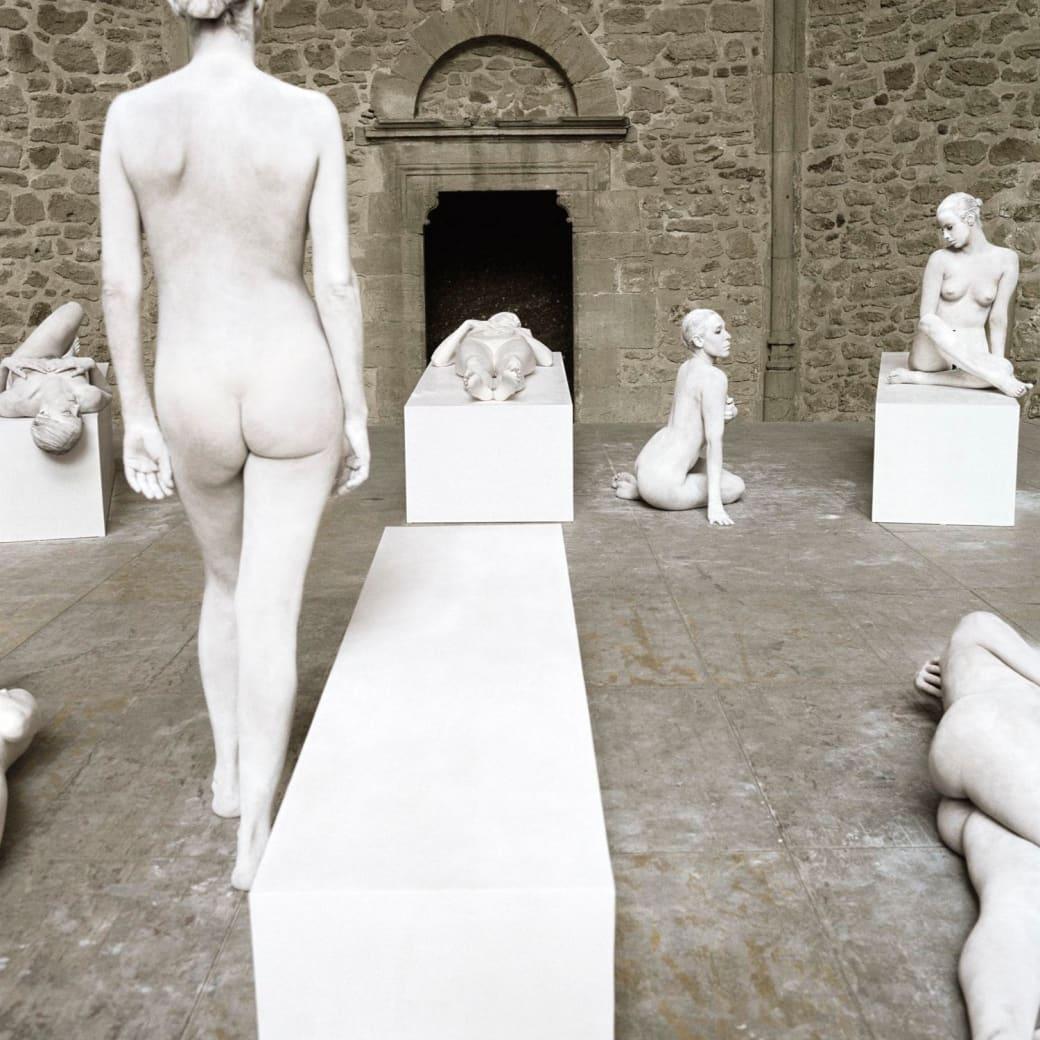 Vanessa Beecroft, Vb62.028.nt Santa Maria dello Spasimo, Palermo, Italy, 2008