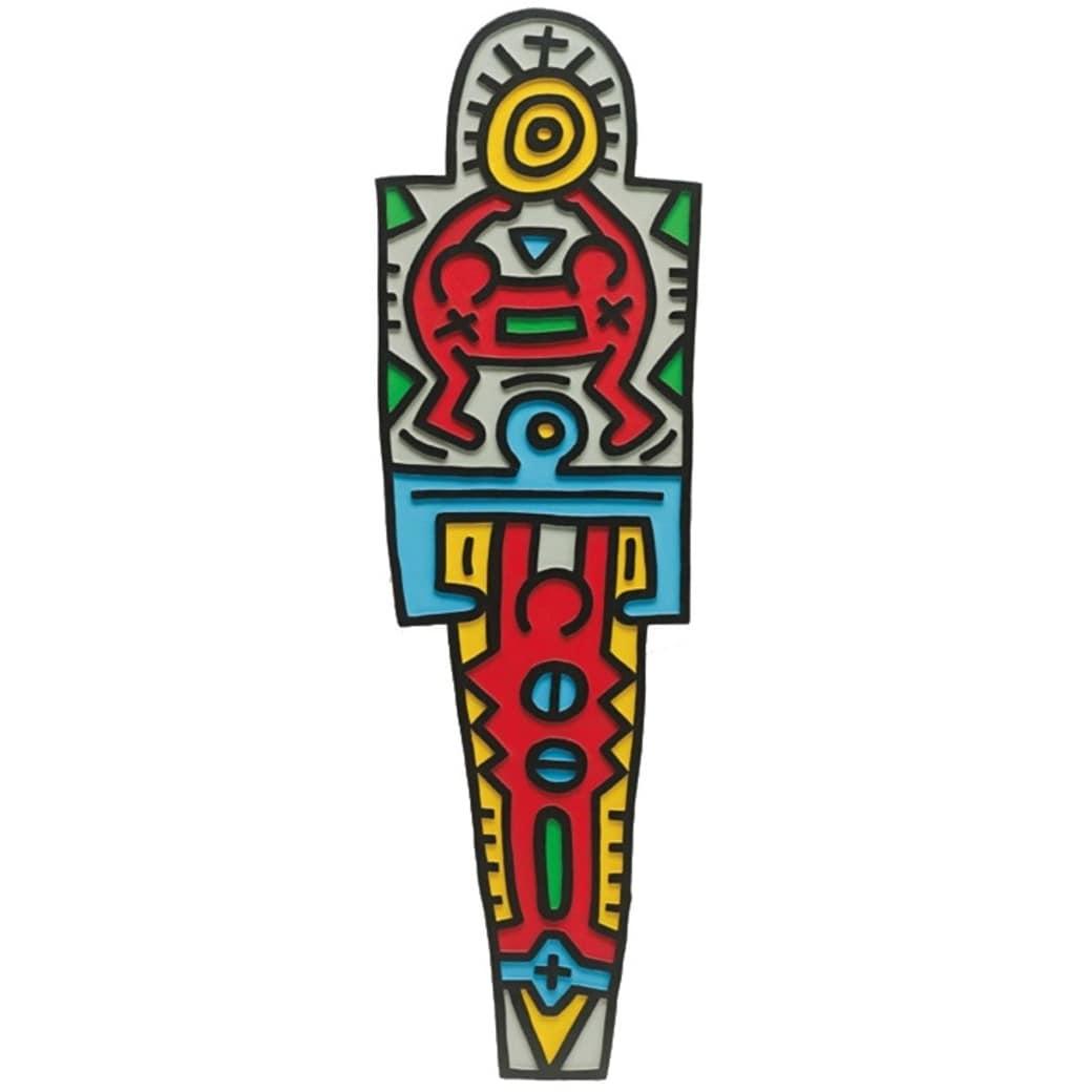 "Keith Haring ""Totem"""