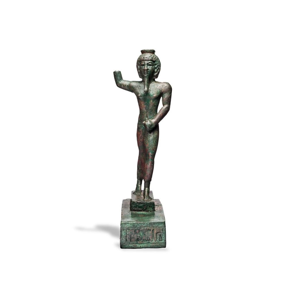 Figure of Onuris