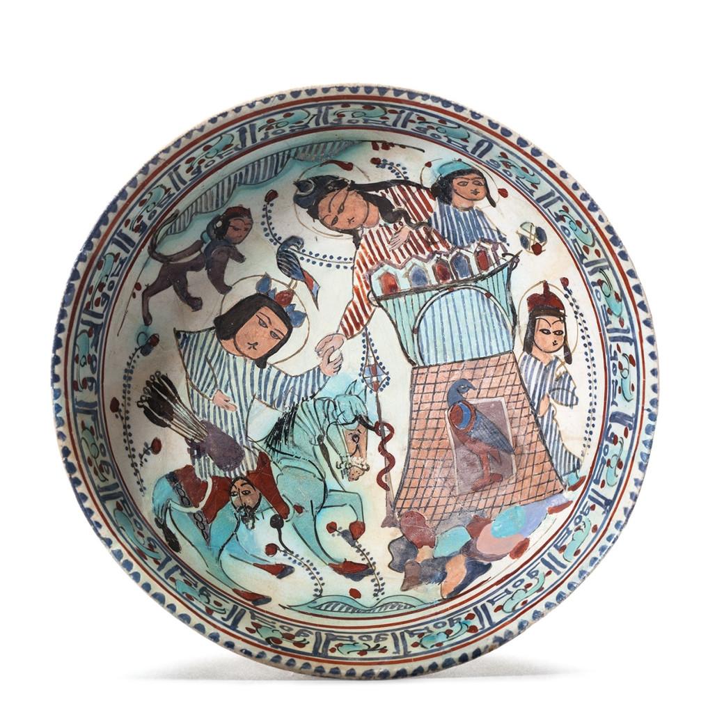 Exceptional Minai Bowl