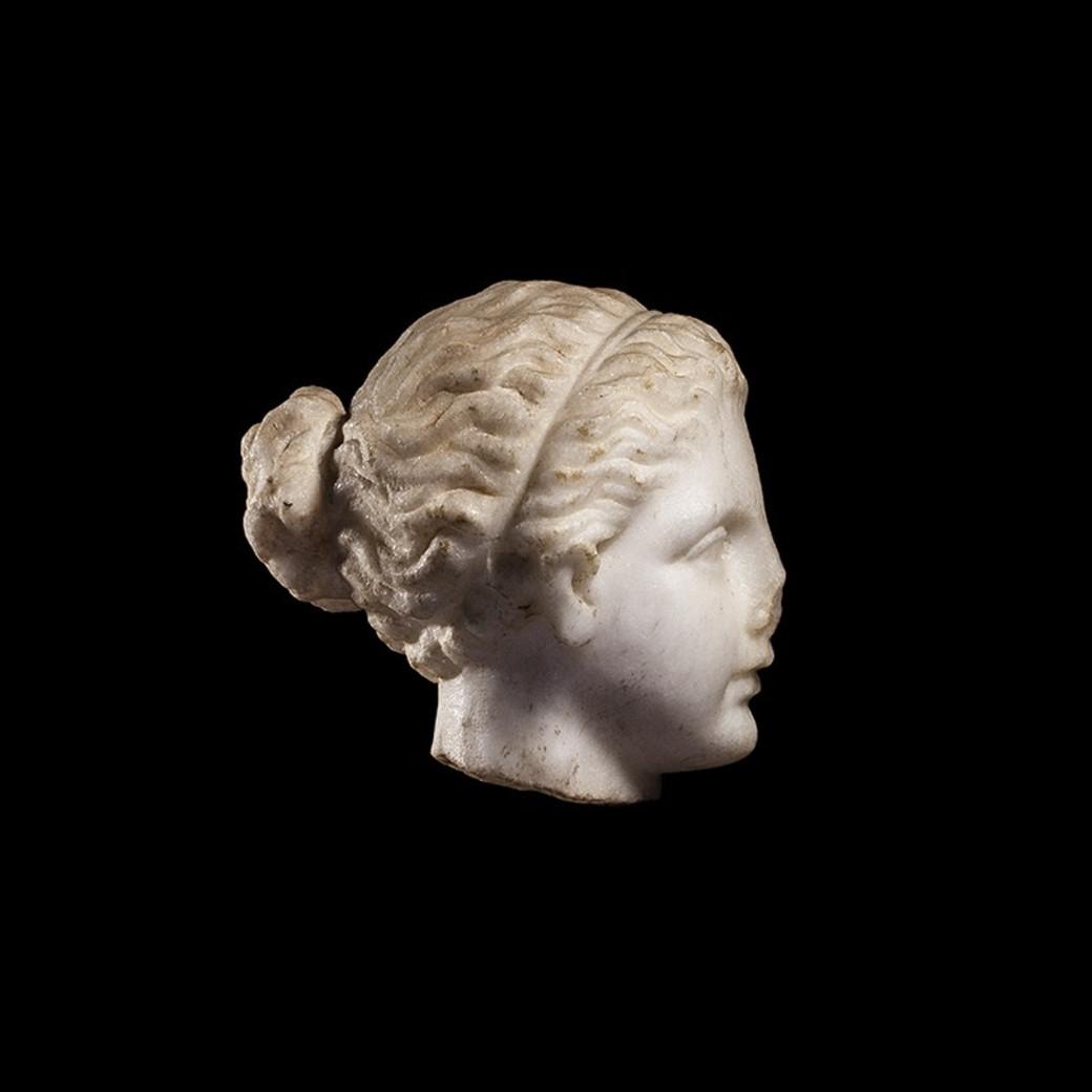 'Gallatin' head of Artemis
