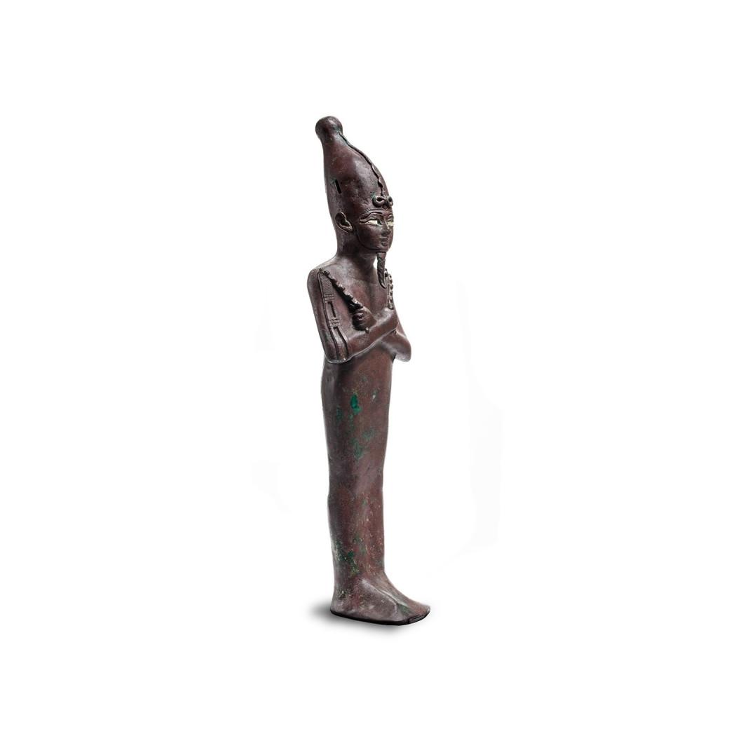 Bronze Osiris