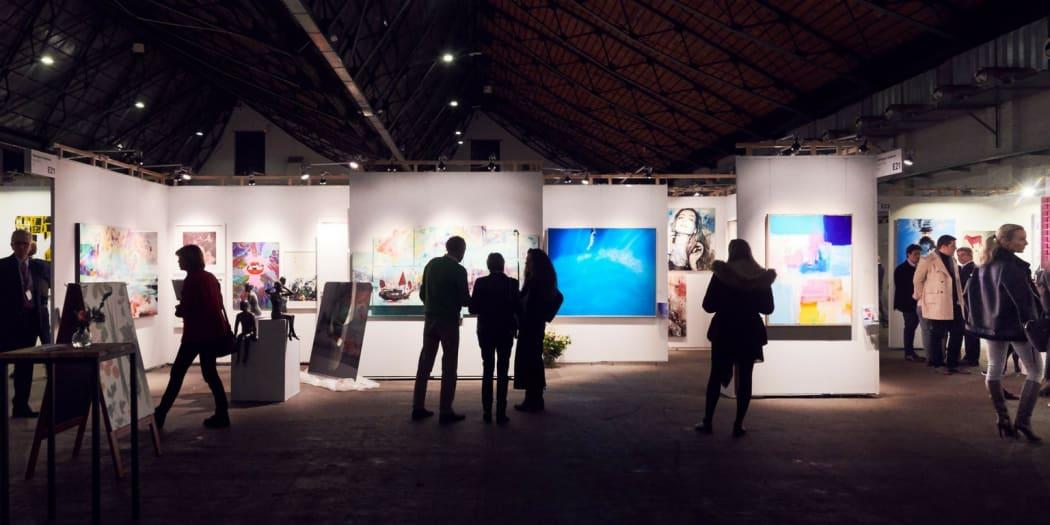 Fair Game:  Finding Your Dream Artwork at an Art Fair