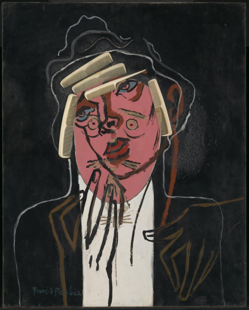 The Handsome Pork-Butcher c.1924–6, c.1929–35, Tate Modern