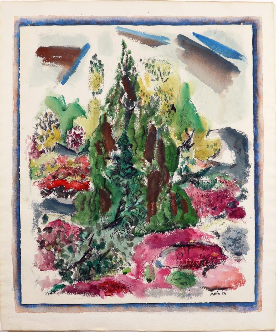 John Marin, Autumn, 1923