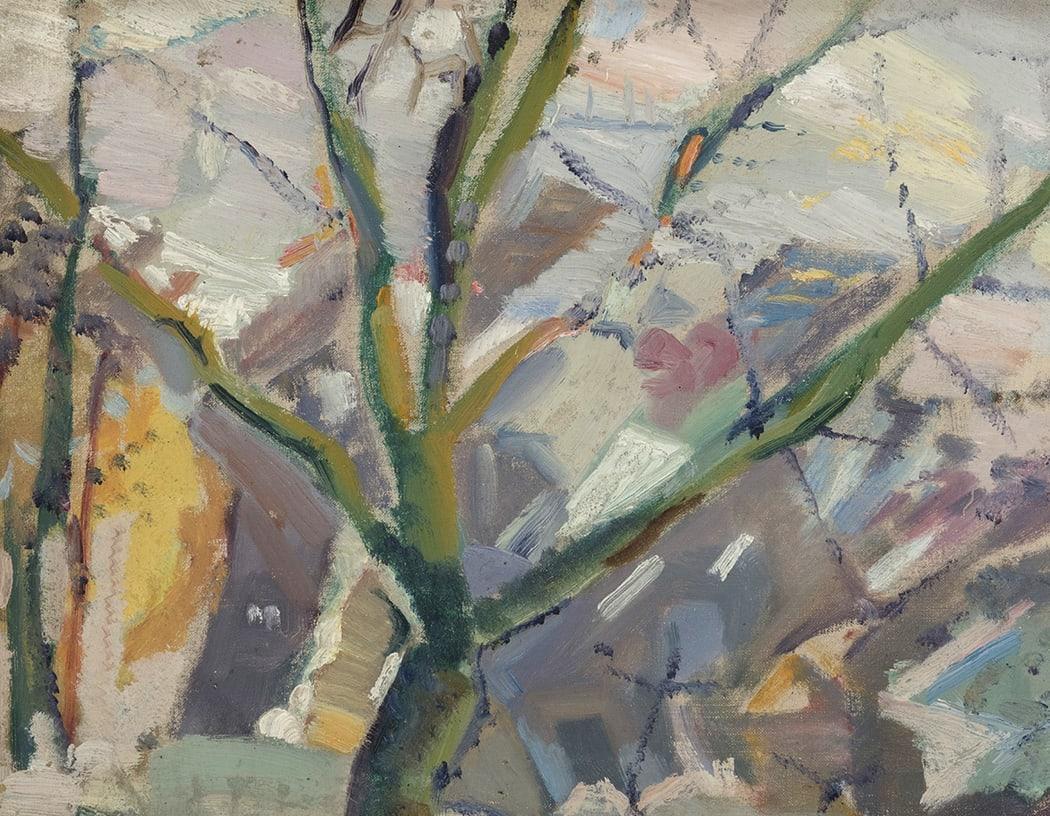 John Marin, Weehawken Sequence, by 1916