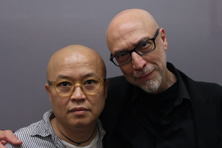 STORYCORPS: Frank Maresca in conversation with Phong Bui