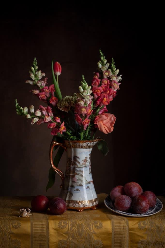 © Claire Rosen, Floral Still Life No. 1114