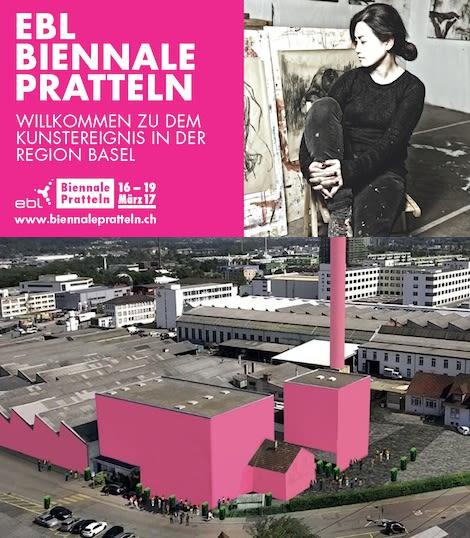 BIENNALE PRATTELN – Das Urban-Art-Ereignis der Region