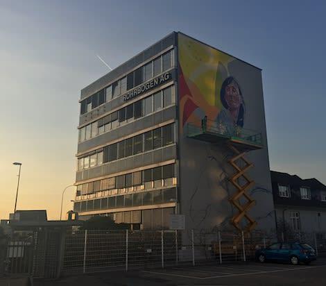 BIENNALE PRATTELN – Urban Art Rückblick